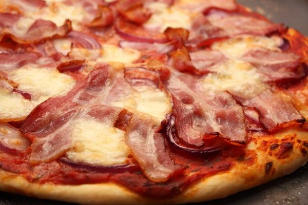 Pizza Bacon