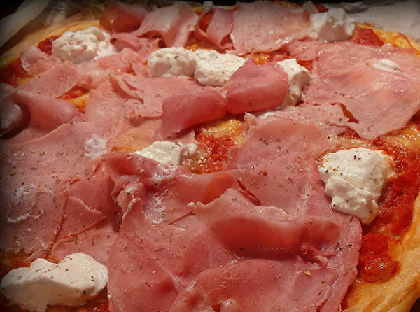 Pizza Praga