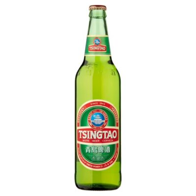 Birra cinese Tsingtao